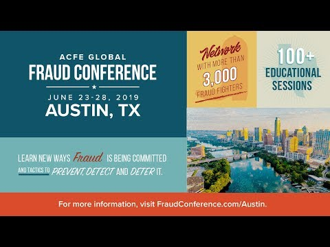 30th Annual ACFE Global Fraud Conference